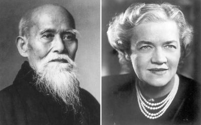 Happy Birthday To . . . Morihei & Margaret
