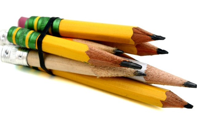 """Poem: """"Cause I Ain't Got a Pencil,"""" by Joshua T. Dickerson"""