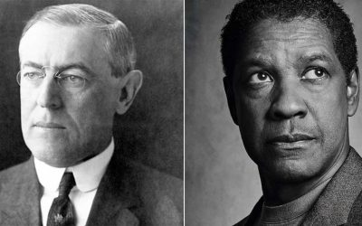 Happy Birthday To . . . Woodrow & Denzel