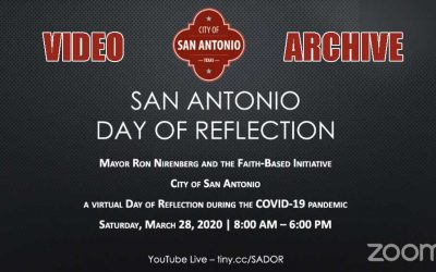 Day of Reflection Archived Video